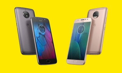 Moto G5S & Moto G5S Plus Launched in India for Rs.13,999 & Rs.15,999 3