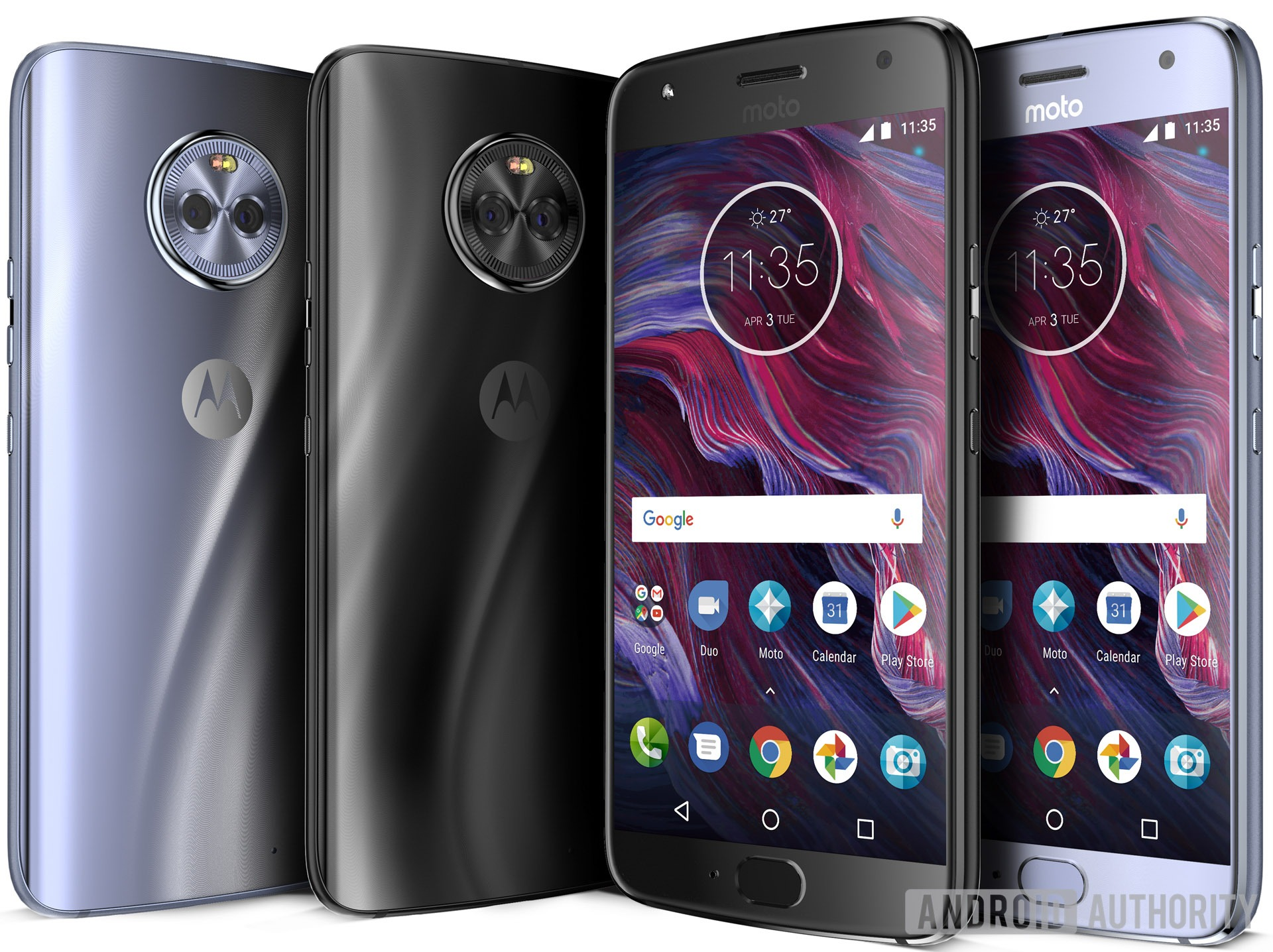 [OFFICIAL] Download Moto X4 Wallpaper in High Quality