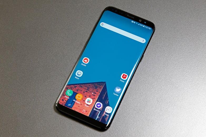 Galaxy S9 Same Design as S8