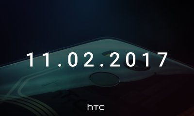 Mark the Date - HTC U11 Plus is officially launching on November 2 1