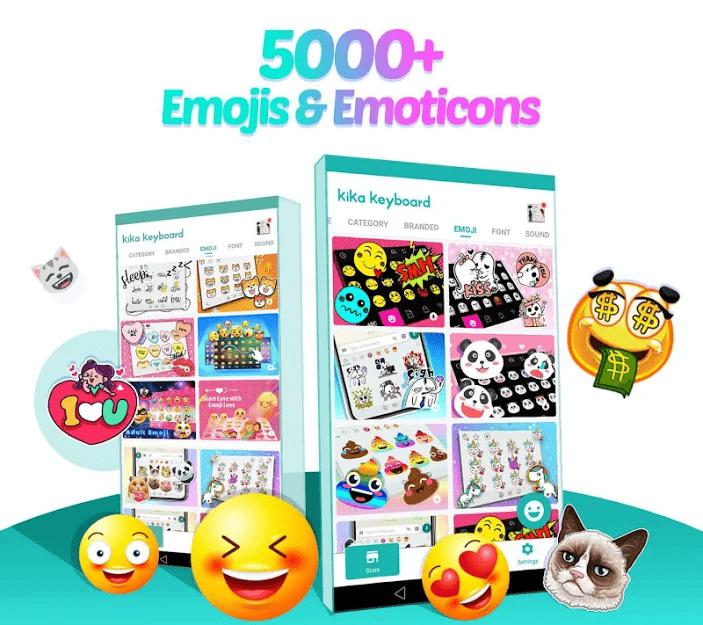 Emojis App Android