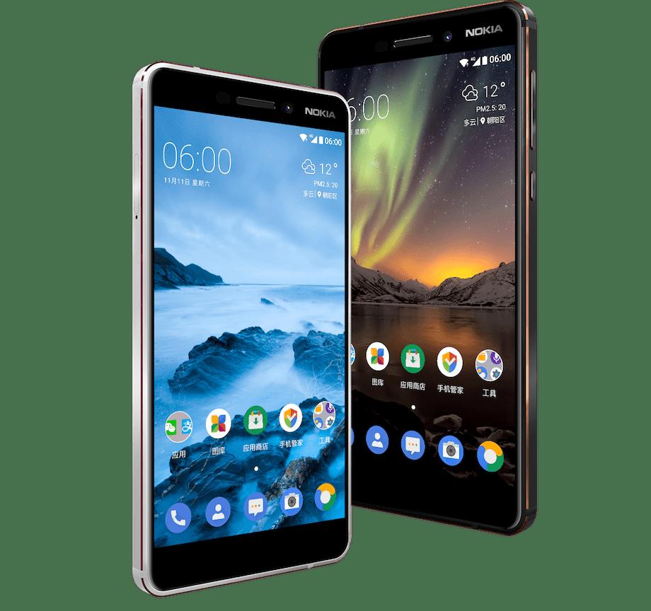 2nd Gen Nokia 6