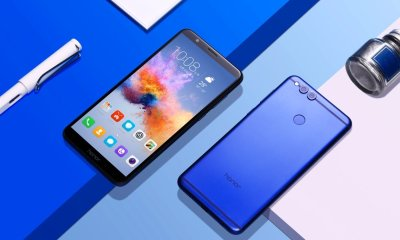As the Honor V10 gets it, the Honor 7X Face Unlock feature is arriving soon 5