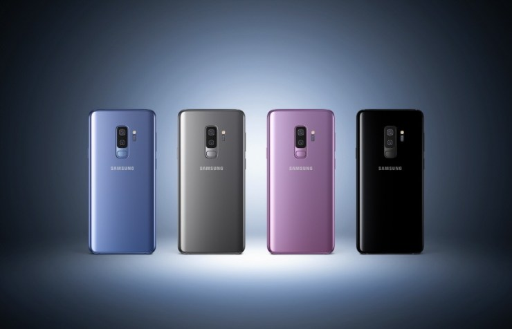 Samsung Galaxy S9+ Price in India