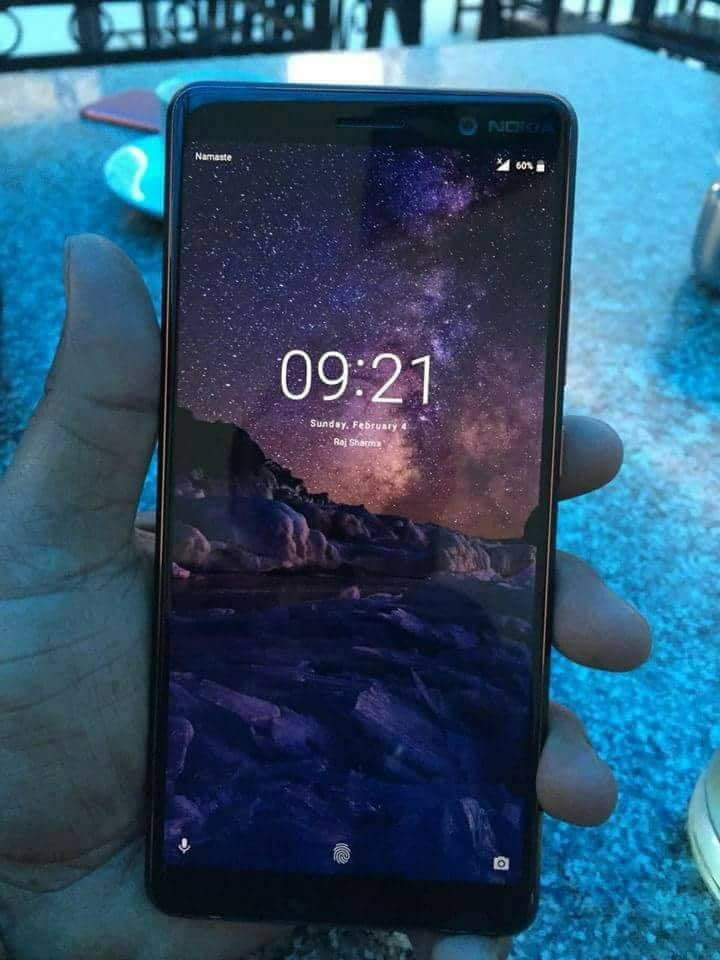 Nokia 7 Plus hands on image