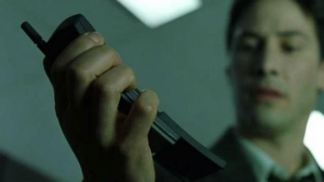 The Nokia 8110 appeared in 'The Matrix' in 1999