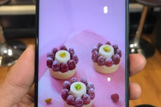 Sharp Aquos S3 hands on