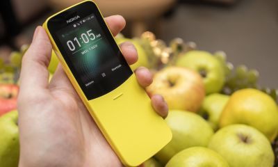 Nokia 8110 aka 'The Matrix phone' returns with a redesign & modern specs 11