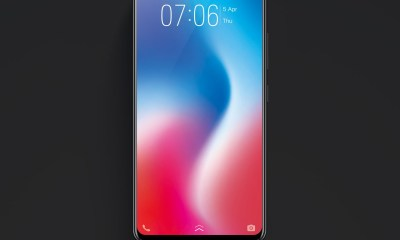 Vivo V9 launched with Snapdragon 626, Notch Design and Dual Cameras 18