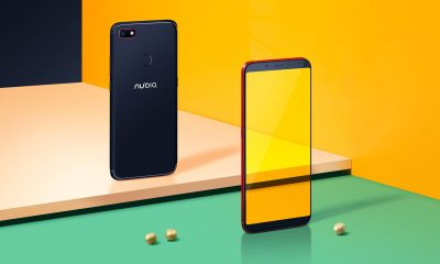 Nubia V18 is now official with Snapdragon 625 and 4,000mAh battery 22
