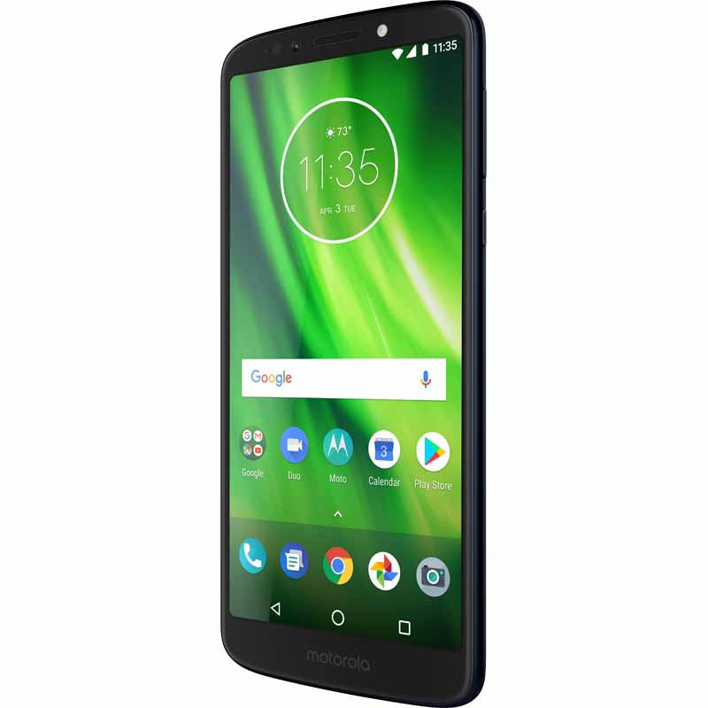 Moto G6 & G6 Play listed online with full spec sheet and press renders 2