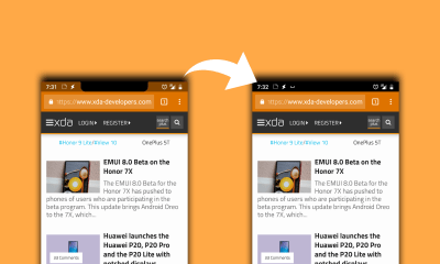 'Nacho Notch — Notch Hider' is an app for those who hate notches 11