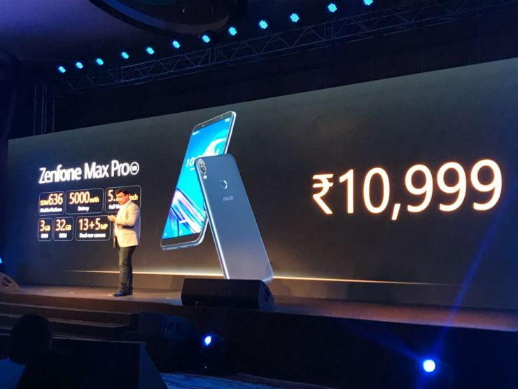 Asus Zenfone Max Pro M1 launched in India with Snapdragon 636 2