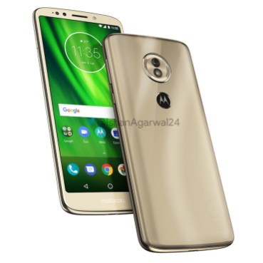 Moto G6 Play Gold