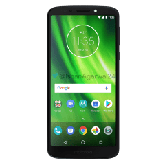 Moto G6 Play Indigo 1