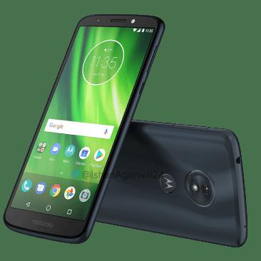 Moto G6 Play Indigo 3