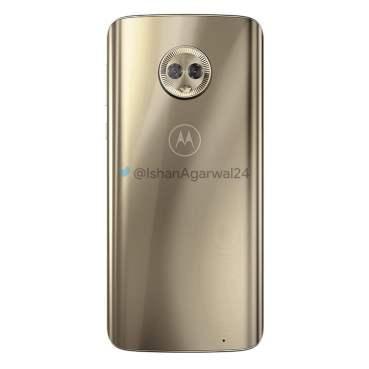 Moto G6 Plus Gold 2