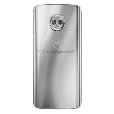 Moto G6 Silver 2