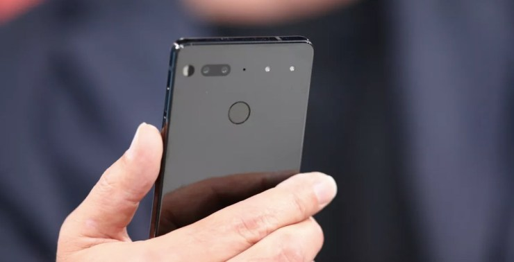 ESSENTIAL ANDROID PIE UPDATE