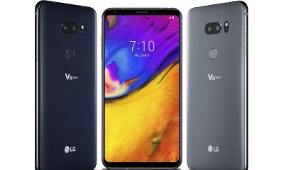 LG V35 ThinQ is now official with Snapdragon 845 & no Notch 17