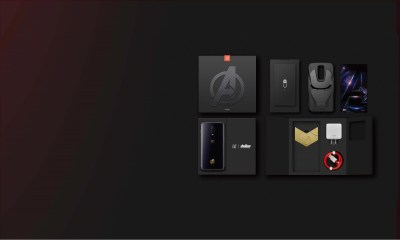 Now Official: This is the OnePlus 6 Avengers: Infinity War Edition 7