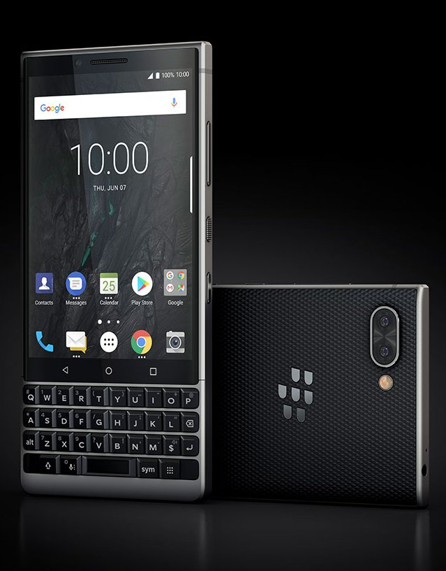 BLACKBERRY ANDROID PIE UPDATE