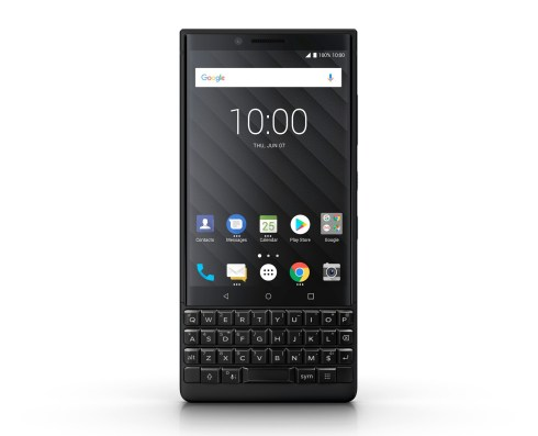 Blackberry Key2 in Black 1