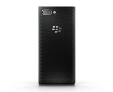 Blackberry Key2 with Silver Accent 2