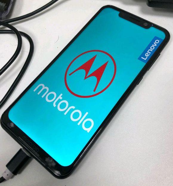 Motorola One Power Prototype