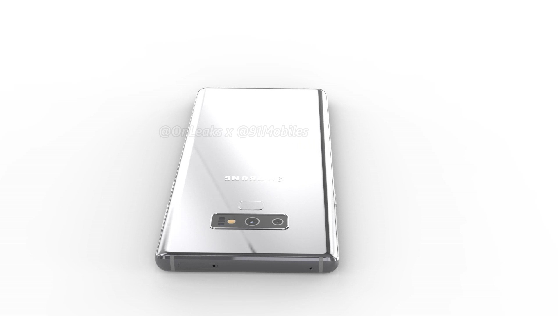 This is how the Samsung Galaxy Note 9 is going to look like 2