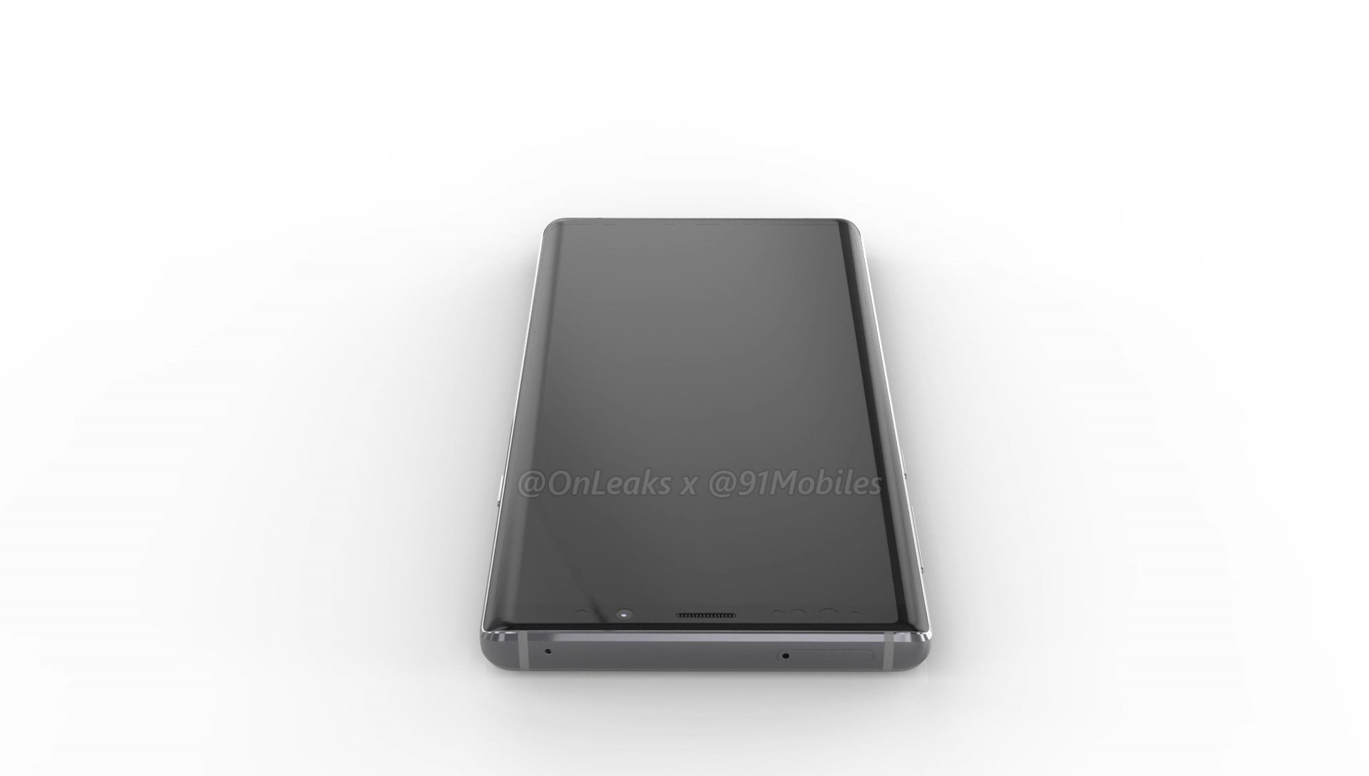 This is how the Samsung Galaxy Note 9 is going to look like 8