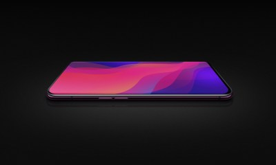 Oppo Find X Stock Wallpapers
