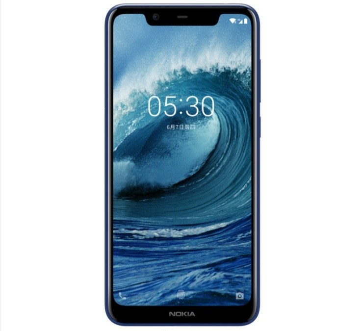 Official Nokia X5 press renders reveal a design similar to the Nokia X6 2