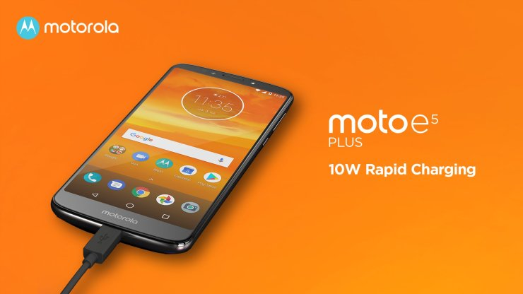Motorola Moto E5 Plus with Snapdragon 430 launched in India for Rs 11,999 5