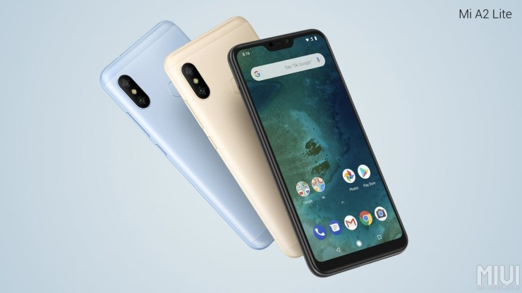 Xiaomi Mi A2 and Mi A2 Lite are now official - Here's all you need to know 1