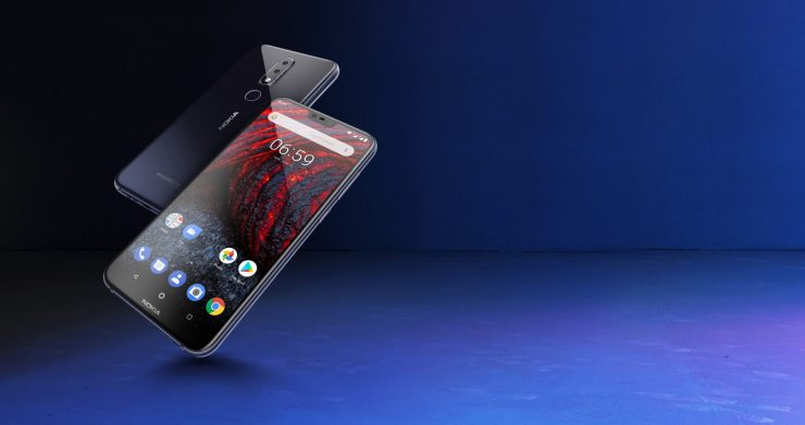 Nokia 6.1 Plus with Android One announced as the global version of Nokia X6 2