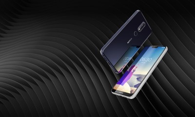Nokia 6.1 Plus with Android One announced as the global version of Nokia X6 7