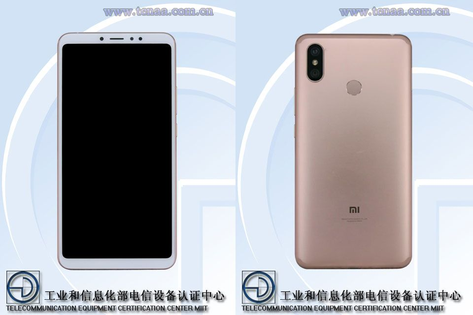 This is the Xiaomi Mi Max 3