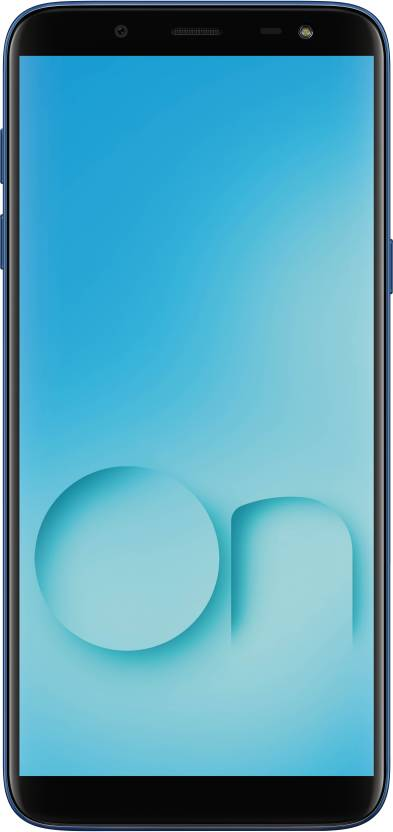Samsung Galaxy On6 from front