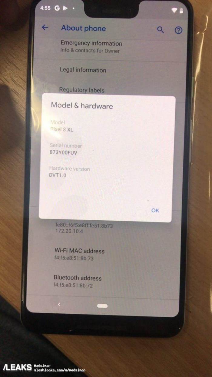 Clearly White Google Pixel 3 XL gets the unboxing treatment 7