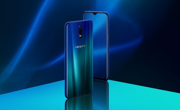 Oppo R17 - World's first phone featuring Snapdragon 670 & Gorilla Glass 6 2