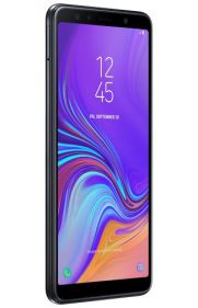 Galaxy A7 2018 render Black 4