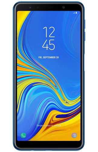 Official Renders - This is the Samsung Galaxy A7 2018 with triple rear cameras 2