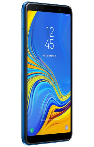 Official Renders - This is the Samsung Galaxy A7 2018 with triple rear cameras 3