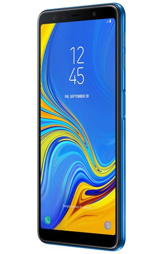Official Renders - This is the Samsung Galaxy A7 2018 with triple rear cameras 1