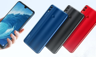 Honor 8X and 8X Max are now official with big batteries & mid-range specs 17