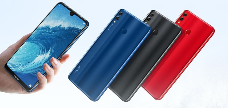 Honor 8X and 8X Max are now official with big batteries & mid-range specs 6