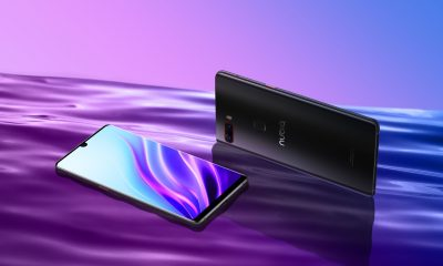 Nubia Z18 is now official with Snapdragon 845 & a tiny notch 15