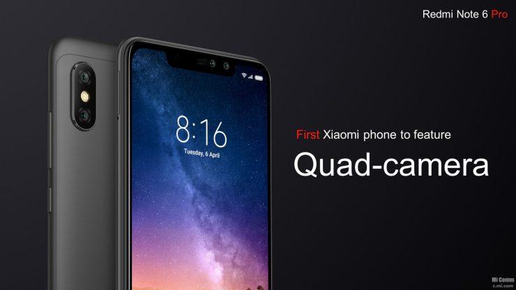 Xiaomi Redmi Note 6 Pro vs Redmi Note 5 Pro