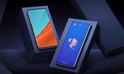 ZTE Nubia X launched with dual screens & a bezel-less design 1